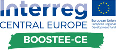 BOOSTEE CE logo